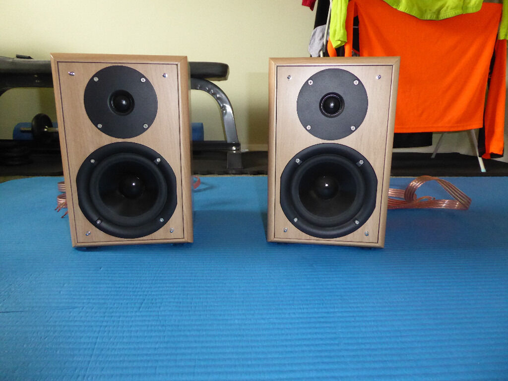 Eltax Monitor III Bookshelf Speakers and Cables | in Northampton ...