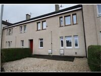 Renovated 2 bedroom ground floor flat Gallowhill Paisley