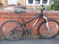Boys Apollo XC 26 S Mountain Bike in good condition. Suit approx age 10 +