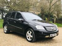 MERCEDES BENZ ML 280 CDI SPORT AUTO 2007 57REG