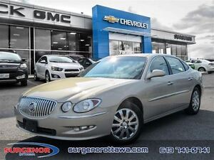 2008 Buick Allure CXL Sedan - $104.27 B/W - Low Mileage