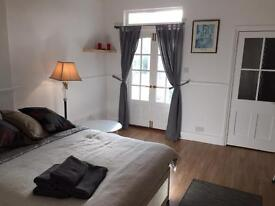 Beautiful double studio with garden in Turnham Green