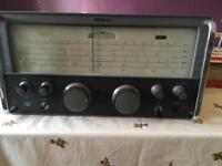 Eddystone 840c ham hf comnications receiver