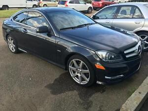 2012 Mercedes-Benz C350 - Financing available - $195 Bi-weekly
