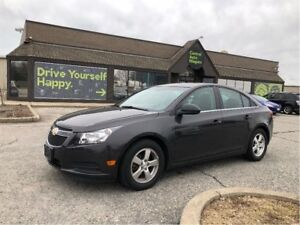 2014 Chevrolet Cruze 2LT / LEATHER / HEATED SEATS / REMOTE START