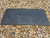 Genuine Dimplex slate effect hearth pad for electric fire and stoves few marks no box