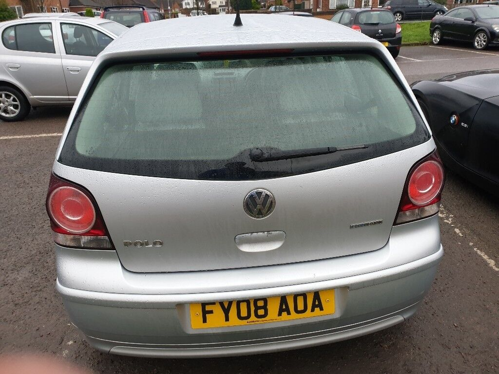 Vw Polo Spares Or Repairs Engine Ceased