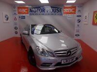 Mercedes E350 CDI BLUEEFFICIENCY SPORT(FREE MOT'S AS LONG AS YOU OWN THE CAR!!!) (silver) 2013