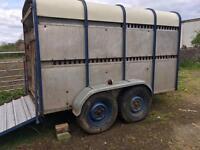 Livestock trailer sheep/pig