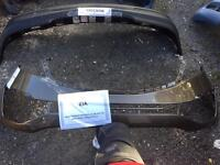 Kia front bumper spotage 2010 £50 to clear