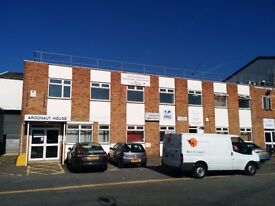 Office Space to Let near Heathrow : 350-650 sqft : £65-110 Per Week