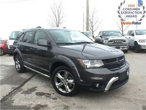 2016 Dodge Journey CROSSROAD**AWD**LEATHER**