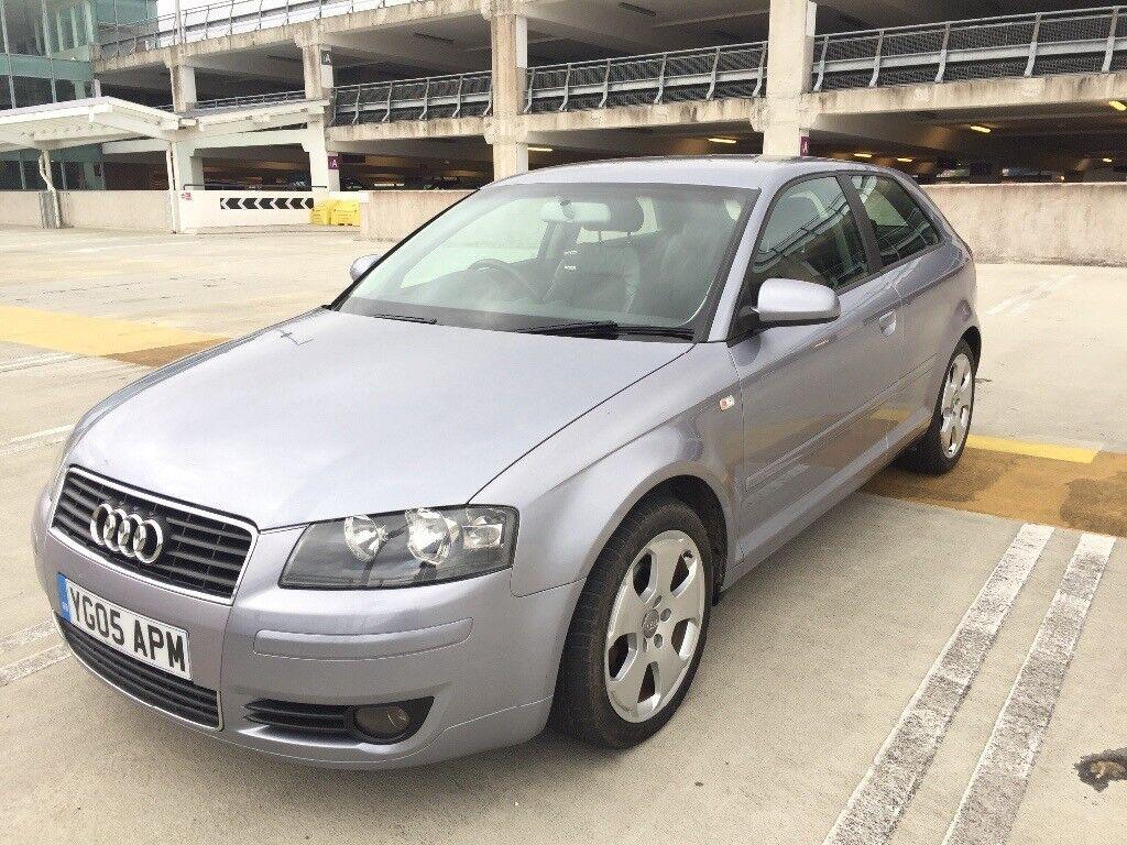 2005 Audi A3 TDI Sport 1.9 Diesel, New MOT
