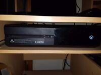 Xbox one with kinect and other staff for good price