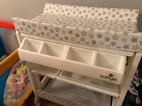 Babylo changing table and bath