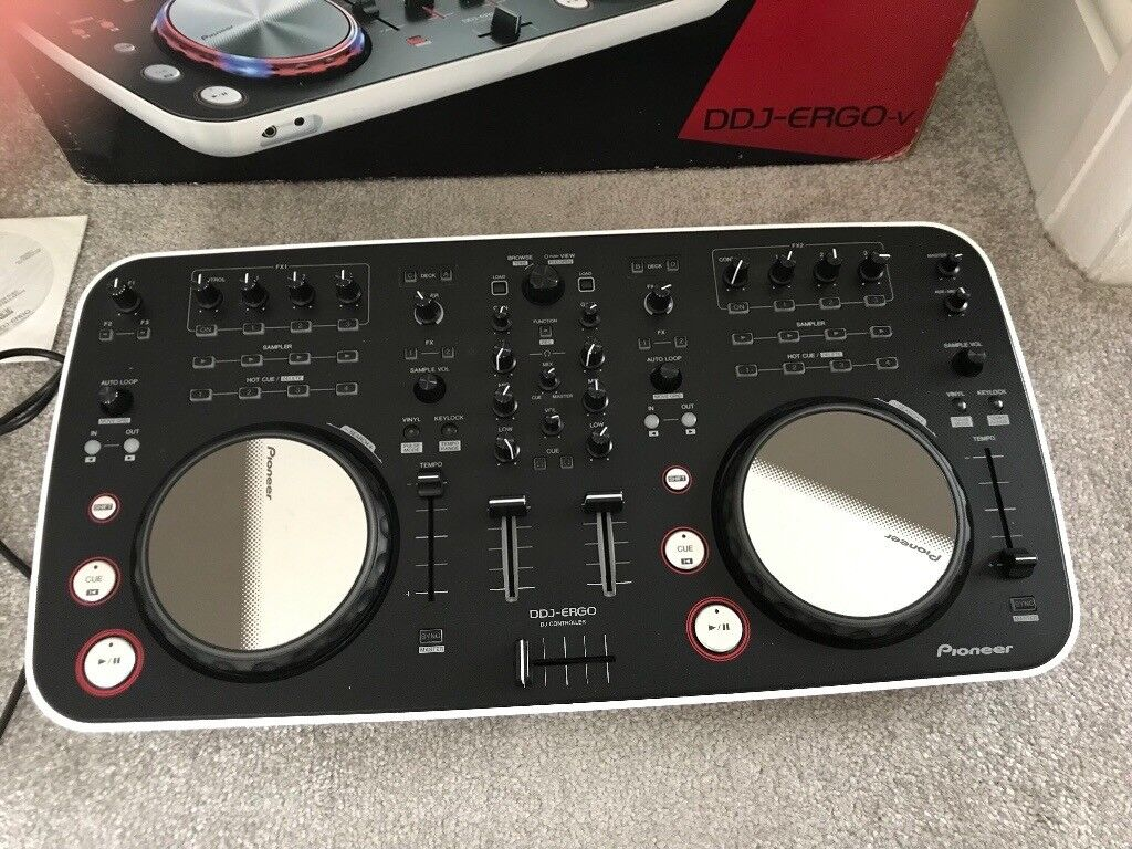 Pioneer Ddj Ergo V Dj Controller In South Croydon London Gumtree
