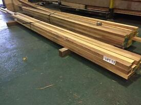Solid Hardwood - Iroko - machine finished