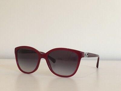 d04e9b47ad11 19 Dolce   Gabbana DG 4258 2966 8G Burgundy Gray Gradient Sunglasses 56 17