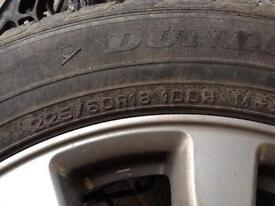 2011 Honda CR-V alloy wheels