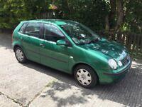 2003 VW POLO SDI DIESEL READY TO DRIVE AWAY!!!