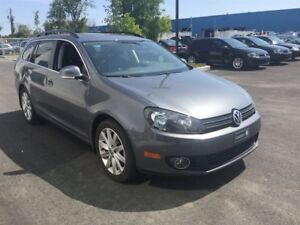 2013 Volkswagen Golf Wagon Highline TDI - Sunroof