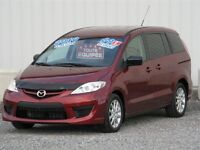 2010 Mazda MAZDA5 AUTOMATIQUE**FULL EQUIPEE/6 PASS**69 000 KM**