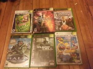 6 Xbox Original Games