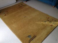 Rug from John Lewis (1 of 2), approx 6ft x 4ft, good condition and excellent quality, £50.00
