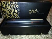 GHD HAIR STRAIGHTENERS **BRAND NEW**