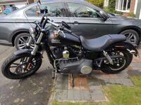 Harley Davidson - Street Bob - Special Edition