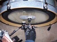 Mobile drum lessons, silent or loud!