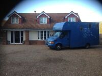 iveco daily horsebox 6.5 tonne 2004 1 owner plus me