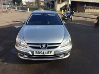 Peugeot 607 2.2hdi 2005 new mot 2/2018 good condition