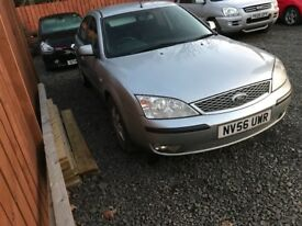2006 56 ford mondeo 2.0 tdci