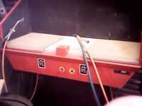 brazing hearth/forge