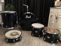 Black pearl forum drum kit