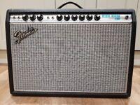 Fender Valve Amplifier 68 Custom Deluxe Reverb, fantastic condition