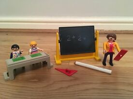 Playmobil Schoolroom Toys