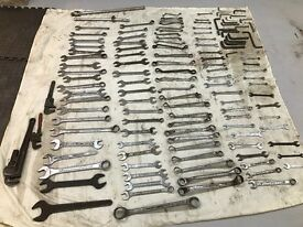 tools mainly spanners