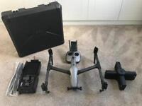 DJI Inspire 2 + X4S camera + 4 Batteries | Hardly used