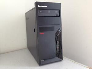 ORDINATEUR LENOVO CORE 2 DUO de 3.00 ghz avec LICENCE WINDOWS 7