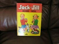 Christmas Annual 1975 Jack And Gill By Fleetway Weymouth Free Local Delivery