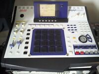 Akai MPC 4000 Sampler Sequencer+ Flight Case