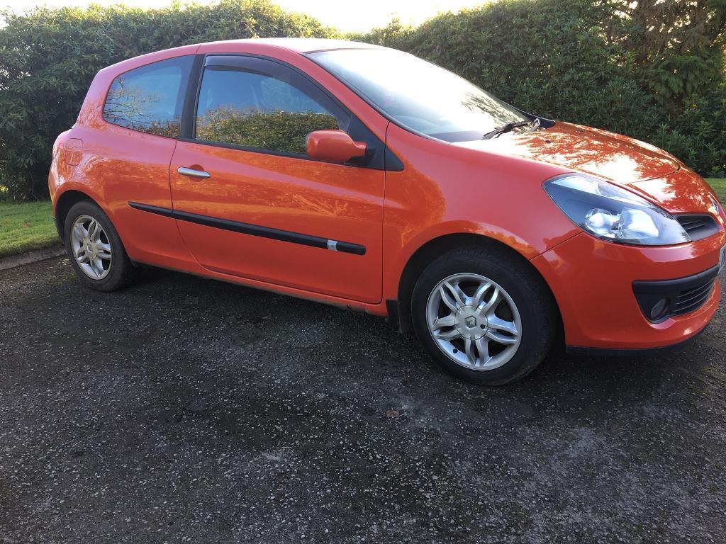 Renault Clio 3 Door 1390 petrol