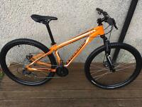 Specialized Hardrock 650b 27.5 mountain bike as new