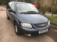 Chrysler Grand Voyager CDR Manual Diesel