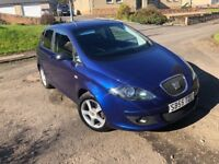 Low mileage SEAT Altea 1.6 Reference Sport New MOT just serviced