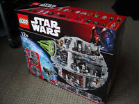 Lego Death Star Set number 10188 - NEW SEALED (RARE)