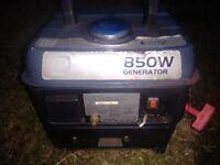 850W, 2 Stroke Petrol Generator