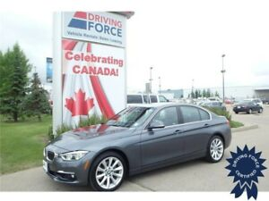 2016 BMW 3 Series 328i xDrive All Wheel Drive - 43,586 KMs